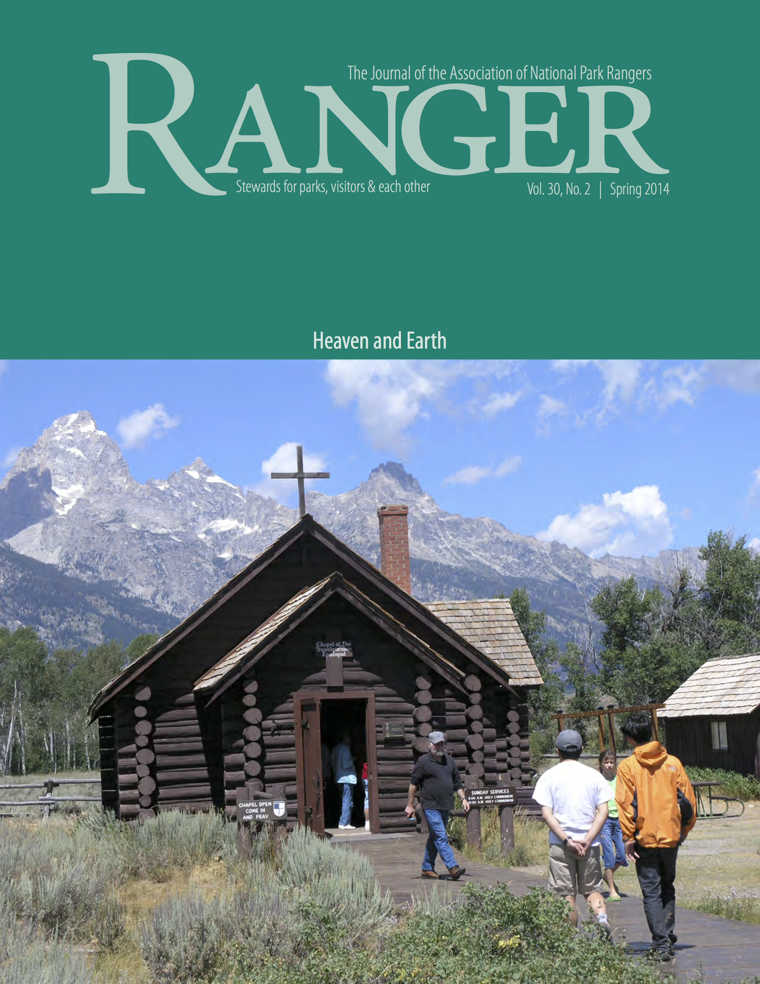 Ranger Magazine Article